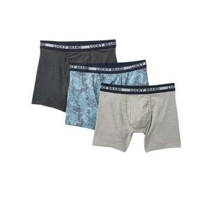 Lucky Brand Stretch Boxer Briefs (3 pack)
